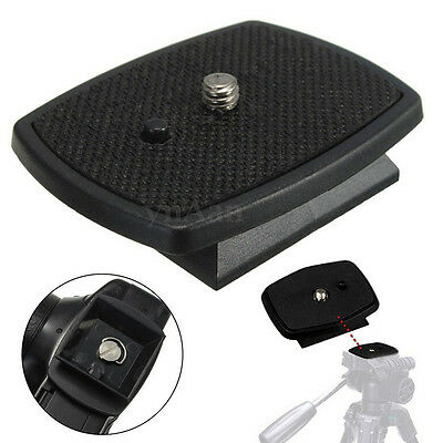 Tripod Quick Release Plate Screw Adapter Mount Head For DSLR SLR Digital CamerW,