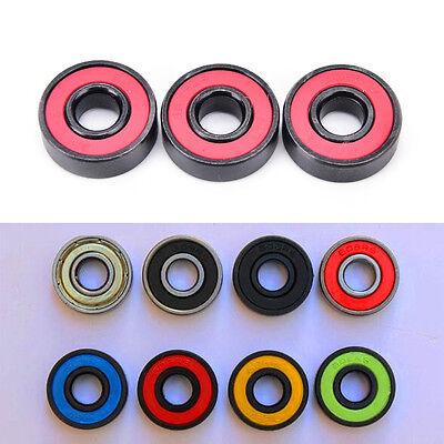 608RS Keramik Kugellager für Finger Spinner / Skateboard Roller Räder!U