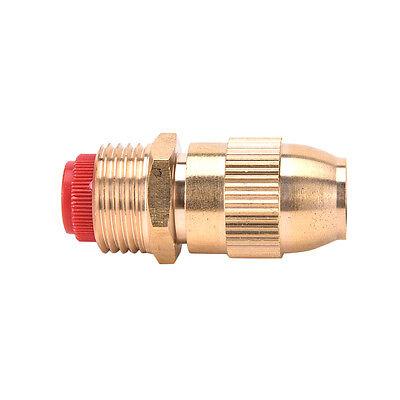 "Adjustable 1/2"" Water Flow Brass Spray Misting Nozzles Garden Spray Head SM"