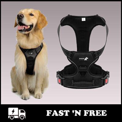 Dog Harnesses Eco-Friendly Comfort Secure Halter No Pull Adjustable Pet Vest Eco Friendly Comforter