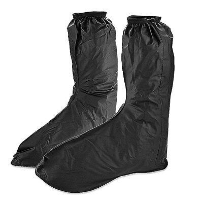 Wasserdicht Regen Schuh Stiefel Schutzschuhe Schuhüberzieher Größe 44-45 XXL DE