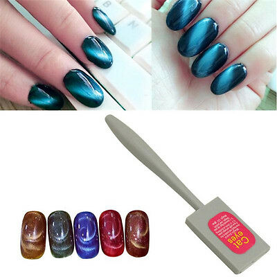 Nail Art Cats Eyes Magnet Pen Diy Magic 3d Magnetic Painting Polish
