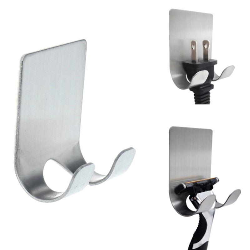 1Pcs Traceless Stand Rack Zahnbürste Organizer elektrische Wandhalterung ~ G CL