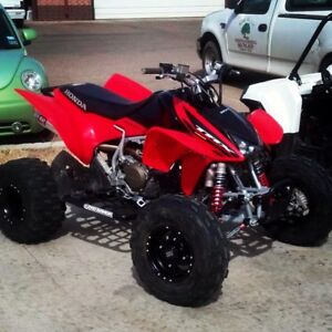 TRX450R Parts wanted