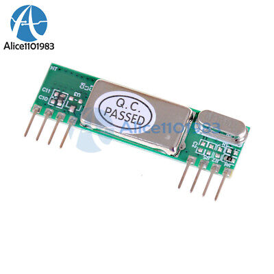 Rxb6 433mhz Superheterodyne Wireless Receiver Module For Arduinoarmavr