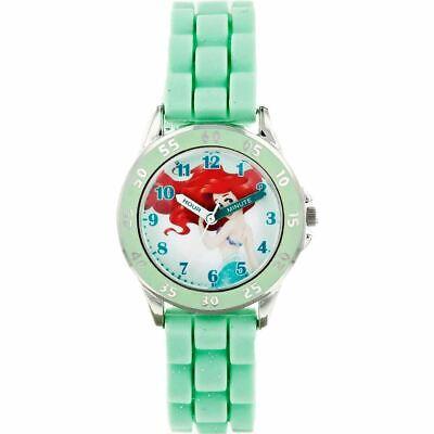 Disney Prinzessin die Kleine Meerjungfrau Ariel Analoge Uhr Armbanduhr - ()