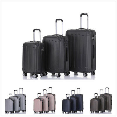 Koffer Hartschalenkoffer Trolley Kofferset Reisekoffer M L XL Set Handgepäck 💖