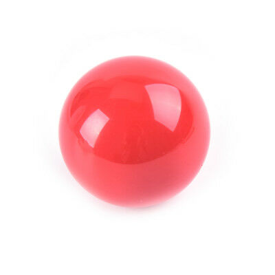 1pc 52.5mm red single ball resin snooker balls billiards snooker accessories WS