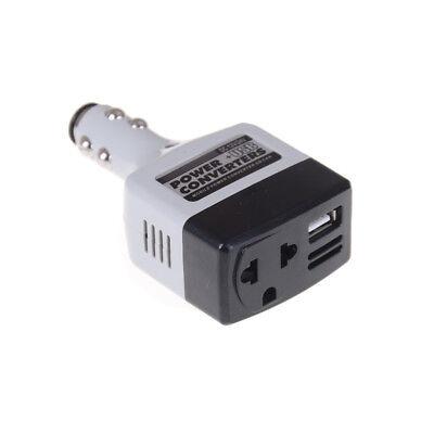 Car Mobile Converter Inverter Adapter DC 12V/24V to AC 220V Charger Power RDQ