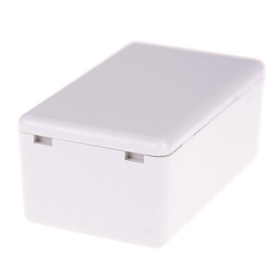 White Waterproof Plastic Electric Project Case Junction Box 603625mm Fu