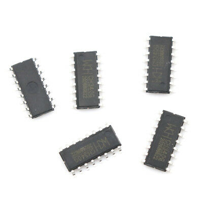 5x Ch340g Ic Board Sop-16 Usb Cable Serial Chip Jh