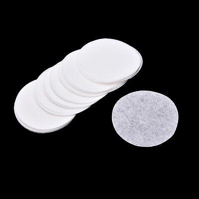 White Paper Filter (100 Stück Round White Paper Filter für kalten Filterkaffee Best CBL)