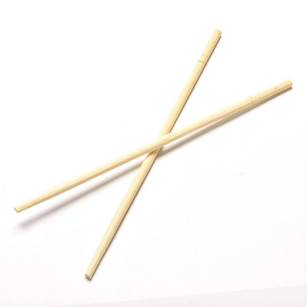 Original Chinesische Essstäbchen aus Bambus Holz Qualitätsware - Hygieneverpackt