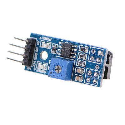 2x Tcrt5000 Barrier Line Track Sensor Infrared Reflective Photoelectric Switchg0