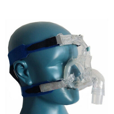 Universal CPAP Headgear Replaces Respironics&ResMed Straps M