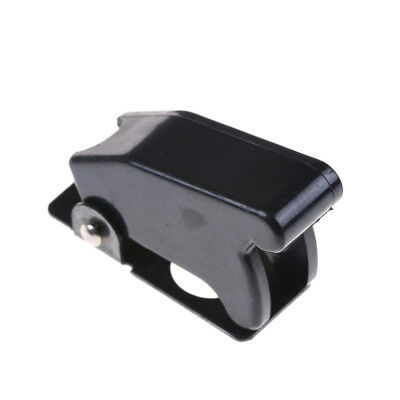 Black Toggle Switch Safety Cover Waterproof Safety Flip Cap Hp