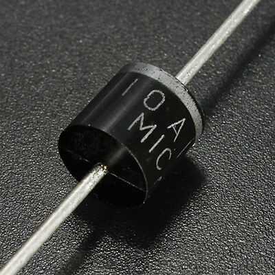 20x 10a10 10amp 1000v 10a 1kv R-6 Mic General Purpose Axial Rectifier Diodes Lwy