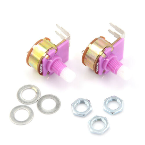 2Pcs WH149 With Switch Potentiometer Adjustable Resistance Component JKHWCJK