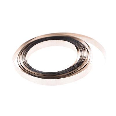 5M  Pure Ni Plate Nickel Strip Tape For Li 18650 Battery Spot Welding 8Mm Qw Pl