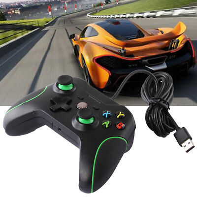 USB Wired Game Remote Controller Gamepad Joystick MEr Microsoft Xbox One PC$S$