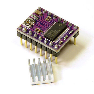 Drv8825 Stepper Motor Driver Module 3d Printer Step Stick Rep 4l For Arduino Hi