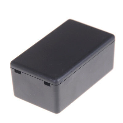 Black Waterproof Plastic Electric Project Case Junction Box 603625mm Sm