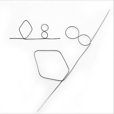 (Nitinol Shape Metal Memory Wire Fire Prediction number of Diamond magic trick WK)