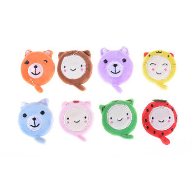 Mini Cute Cartoon 150Cm 60 Inch Plush Retractable Tape Measure Ruler Sewing Tool