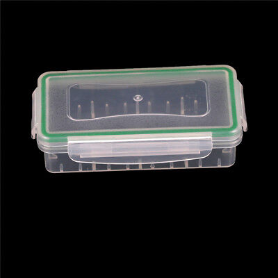 18650/16340 Portable Plastic Battery Waterproof Case Holder Storage box HI