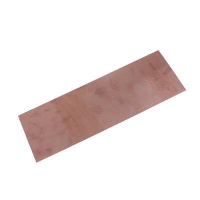 99.9 Pure Copper Cu Metal Sheet Plate 0.5mm300mm 100mm Ctpt