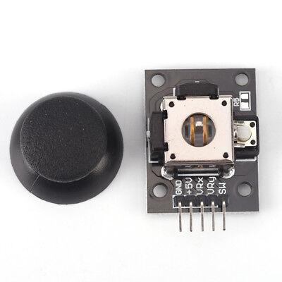 1pcs Breakout Module Shield Ps2 Joystick Game Controller For Arduino P4 P5 Ras