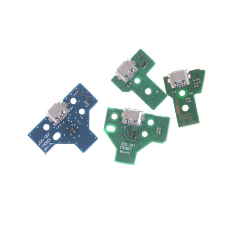 USB Charging Port Socket Board with Flex Ribbon Cable for PS4 Controller Hot UK