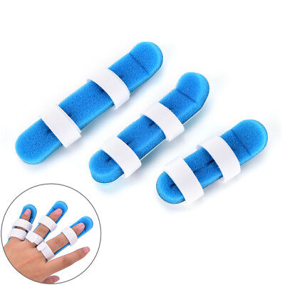 Mallet Finger Splint Joint Support Brace Arthritis Protector Fracture CYN (Arthritis Finger Joints)