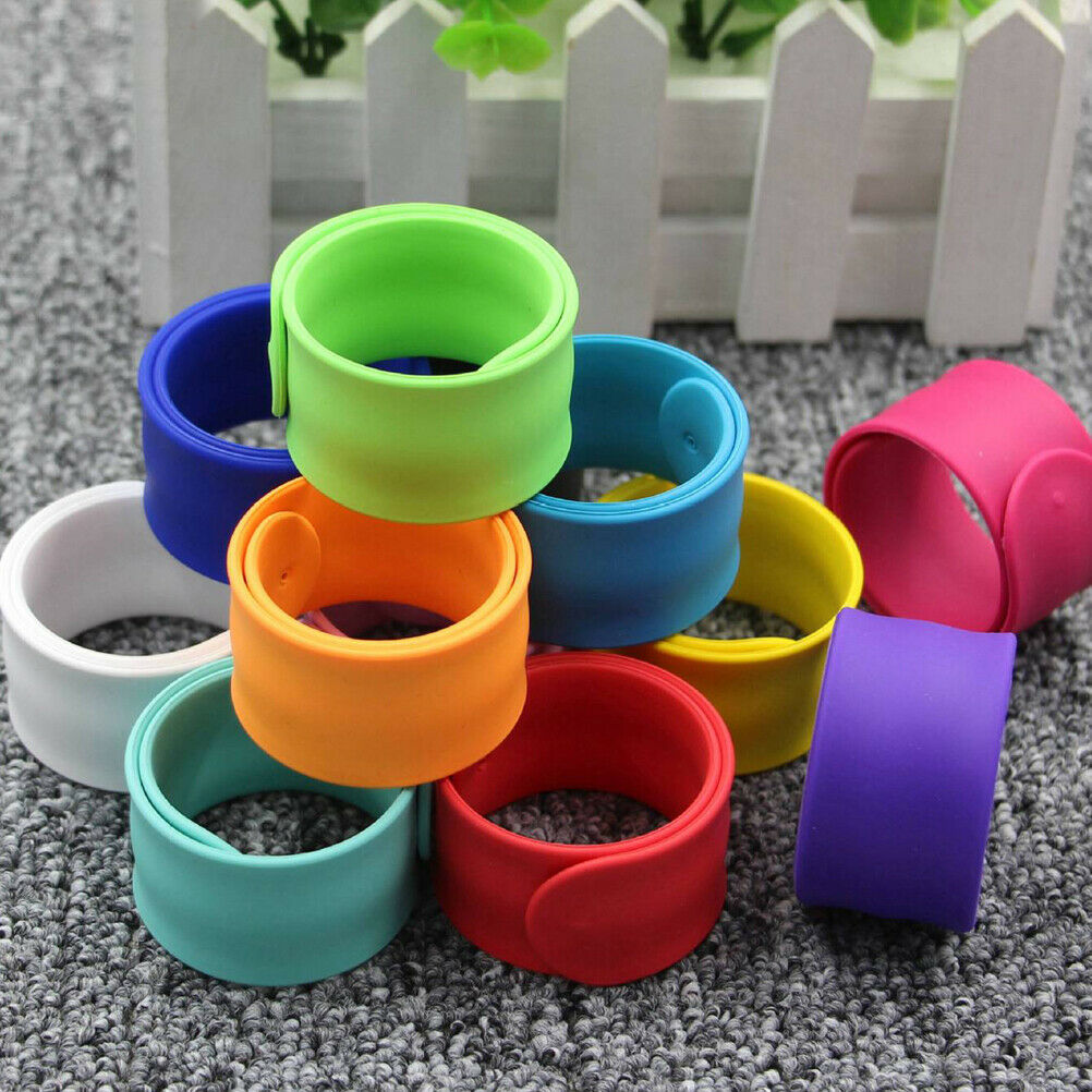 36 pcs Assorted Silly Wristbands Crazy Silicone Band