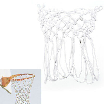 replacement basketball net durable rugged nylon hoop goal rim mesh net sport nZN