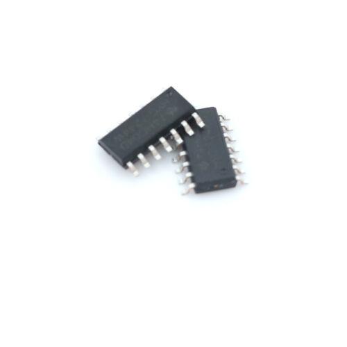 20//50//100PCS New 74HC00 74HC00D SN74HC00DR SOP14 Logic IC