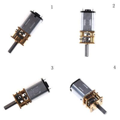 Dc12v N20 Mini Gear Motor Shaft Gear Box Fj