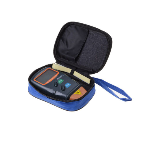 New Digital Laser Photo Tachometer Non Contact RPM Tach Meter Motor Speed JKYJGF