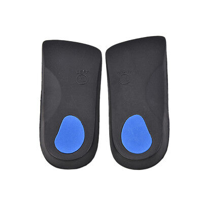 3/4 Orthotic Insole Shoe Cushion Arch Support Flat Feet Pronation Fallen XS- UCO ()