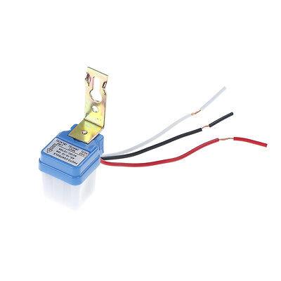 Auto On Off Street Light Switch Photo Control Sensor For AC 12V 10A 50-60Hz K2C