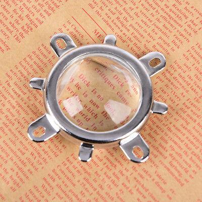 1set 120 Degree 44mm Glass Lens Reflector Fixed Bracket For 20-100w Ledyyvi