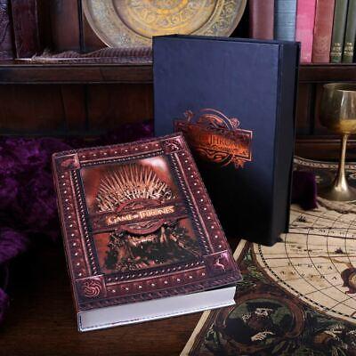 Game Of Thrones Iron Throne Sammelobjekt Tagebuch - Verpackt Nemesis (Game Of Thrones Zubehör)