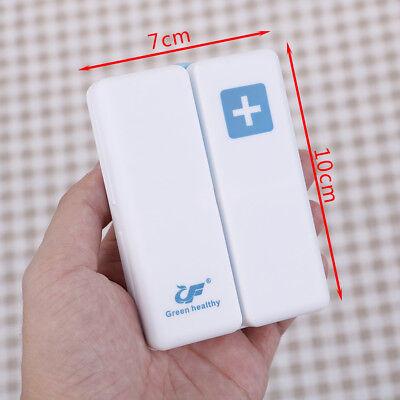 7Days Dispenser Case Organizer Pill Storage Magnet Box Medicine ContainerHolder. - $5.16