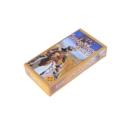 Condottiere Full Set Card Strategy Game Board Family Friends Party Games New