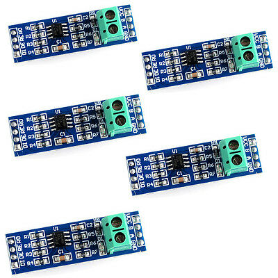 5pcs Max485 Rs-485 Module Ttl To Rs-485 Module For Arduino Raspberryn Tdo