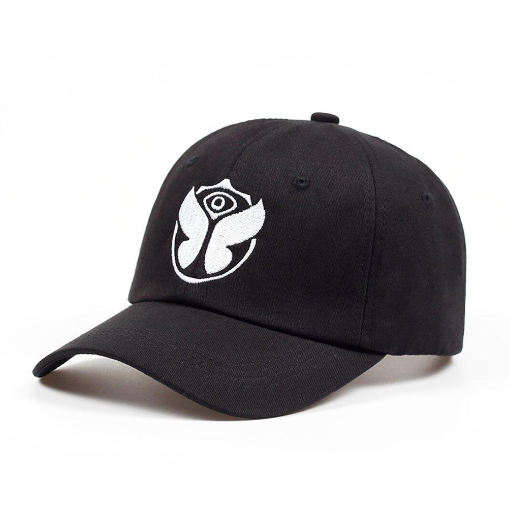 Details about New Black Tomorrowland Baseball Cap Mens Womens Cotton  Snapback Dad Trucker Hat 9938e0f0db1