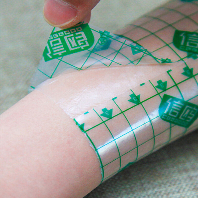 1X Transparent Waterproof Adhesive Wound Dressing Medical Fixation Tape-bandagVV - $10.86