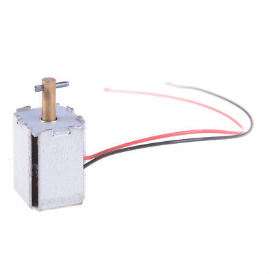 Dc 6-12v Bidirectional Self-retaining Solenoid Push Pull Electromagnet Ch