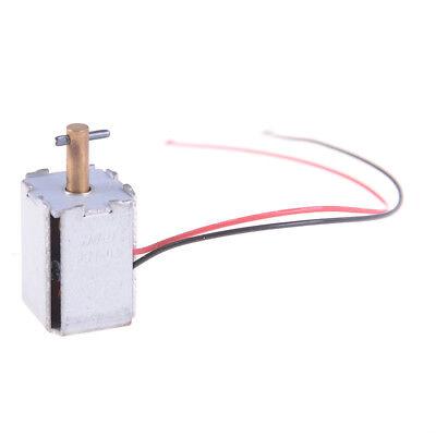 Dc 6-12v Bidirectional Self-retaining Solenoid Push Pull Electromagnet Us