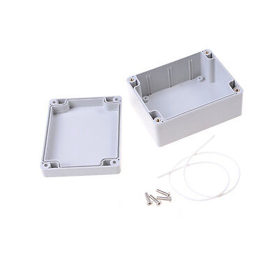 115 X 90 X 55mm Waterproof Plastic Electronic Enclosure Project Box Hb